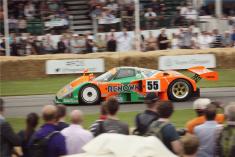 车致实拍2015年古德伍德速度节