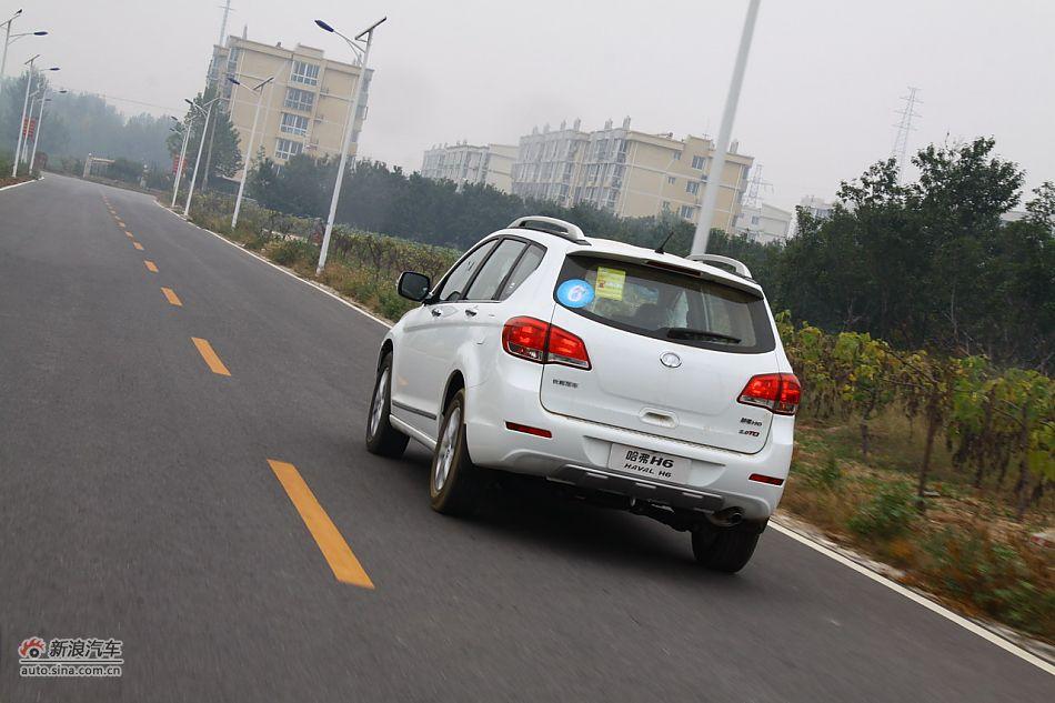 2011款哈弗H6柴油2.0T手动两驱尊贵型
