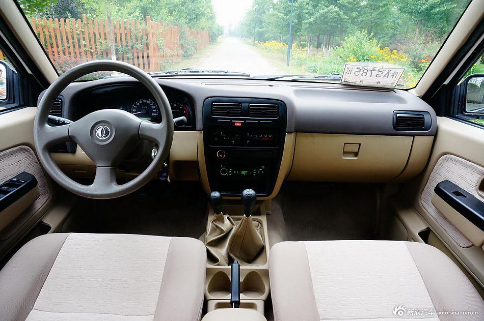 2013款锐骐皮卡超值版 2.2T四驱柴油标准型