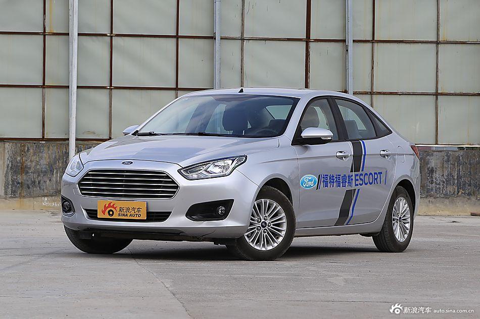 2015款福睿斯1.5L自动舒适型
