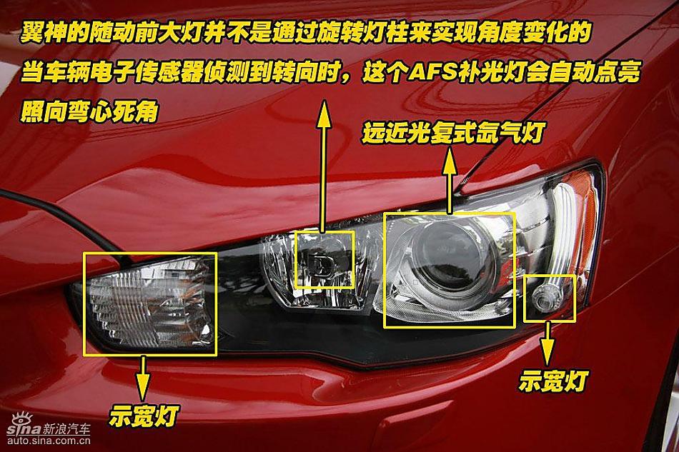 图片详解东南三菱蓝瑟翼神   缩略图   北京车展   汽车图高清图片