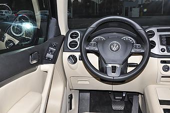 2015款途观1.8T自动两驱舒适版