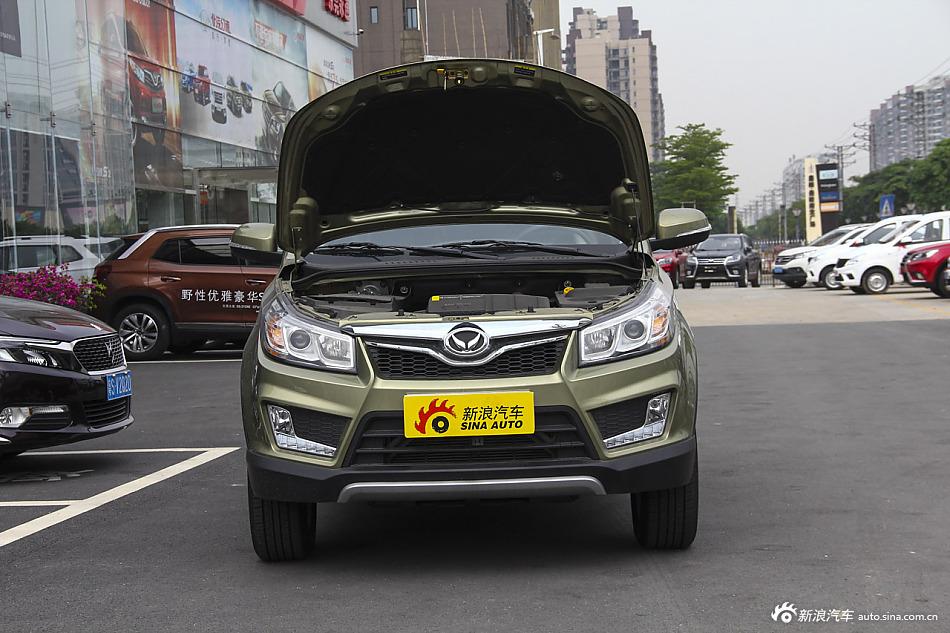 2016款北汽幻速S2 1.5L手动豪华型国V