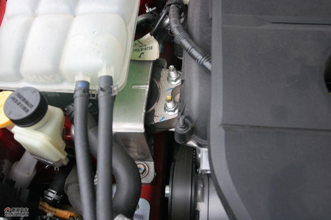 马自达3星骋发动机舱 马自达3引擎底盘图片7753494 汽车图库 新浪汽高清图片