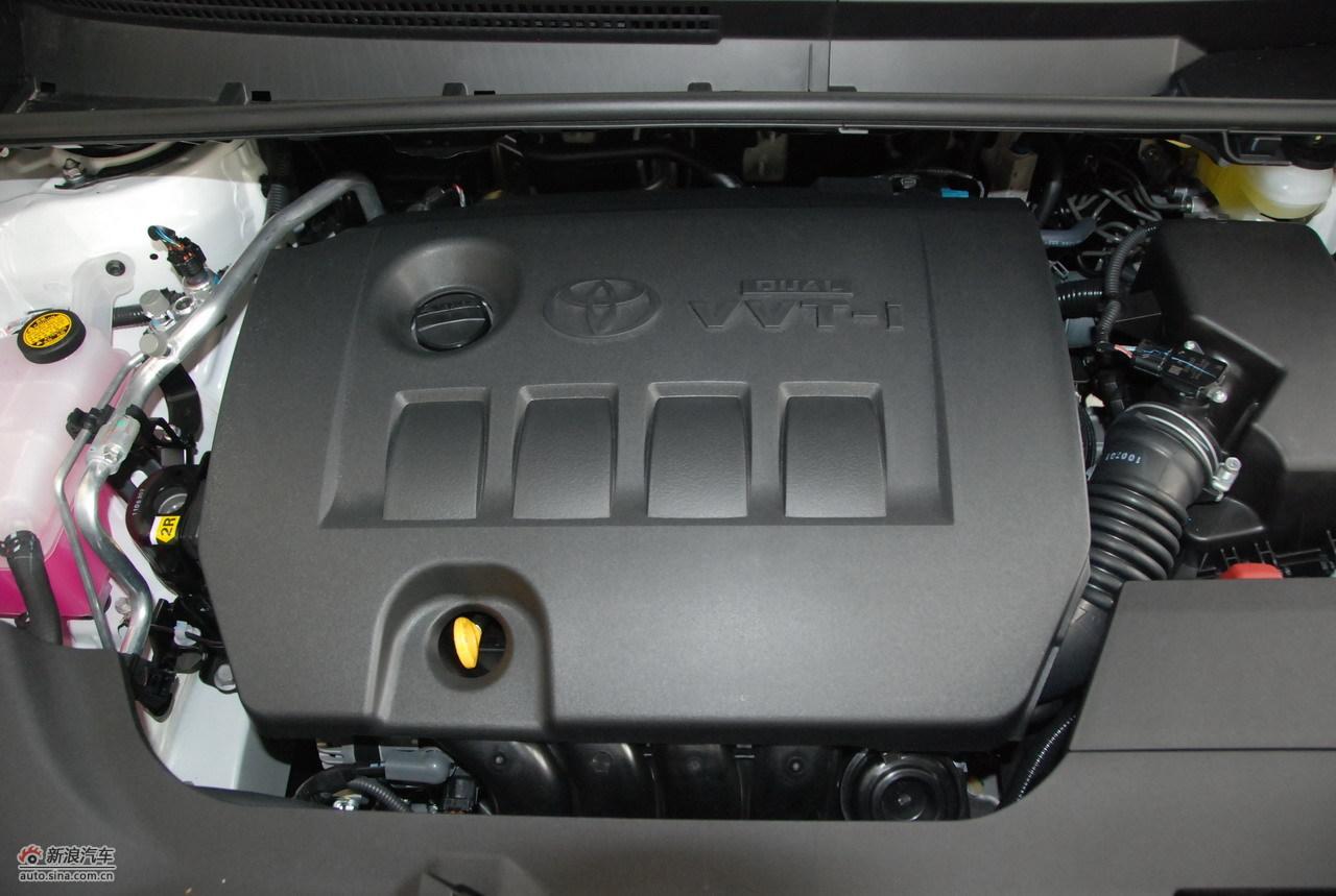 2011款丰田逸致 逸致底盘图片6603497