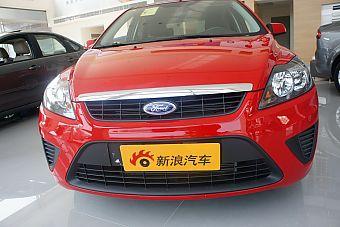 2011款福克斯两厢1.8手动舒适型外观及细节