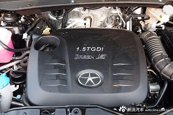 2015款瑞风S5 1.5TGDI手动豪华型
