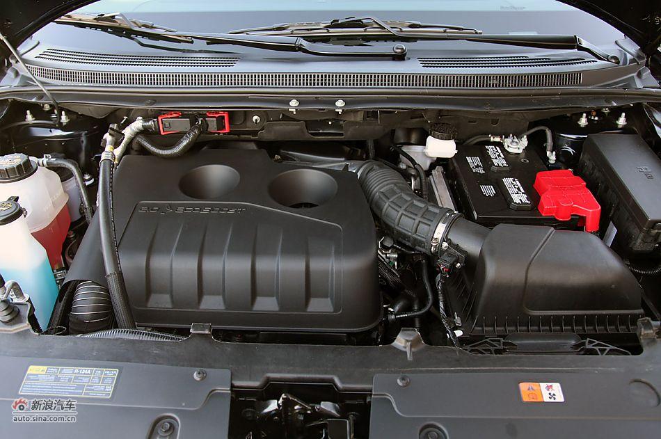 2012款福特锐界 锐界Edge引擎底盘图片11653586高清图片