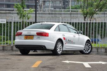 2014款奥迪A6L 2.5L 30TFSI舒适型