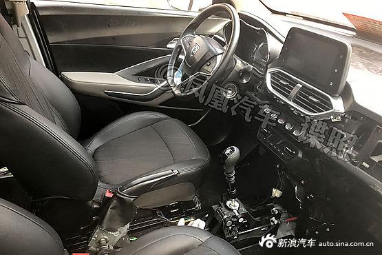 宝骏全新SUV实车照