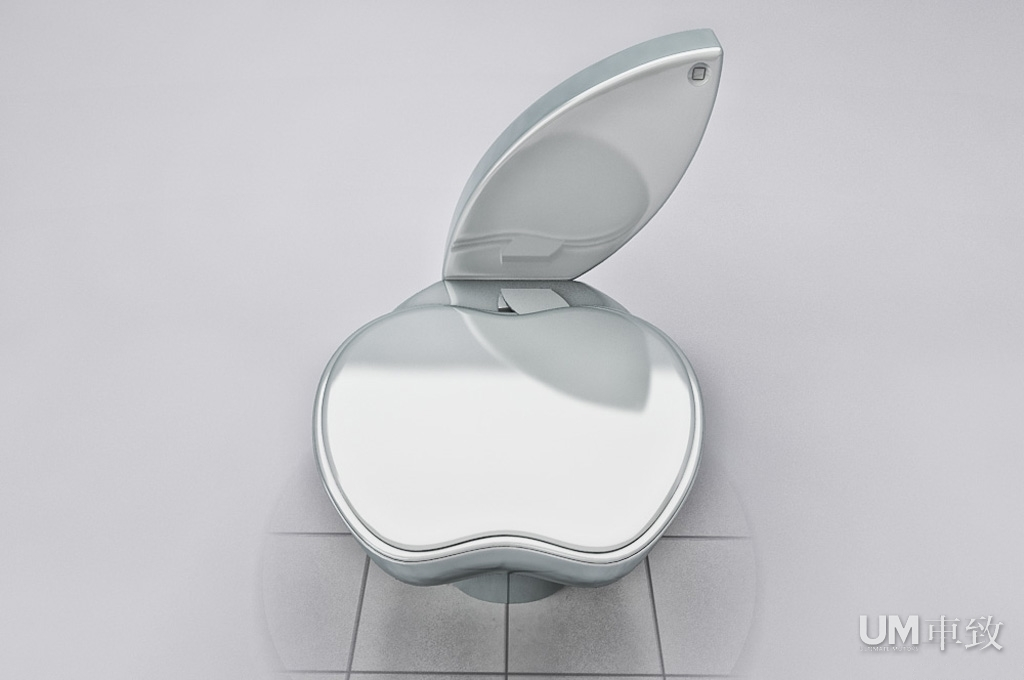 paripovic发明apple马桶(2/6)