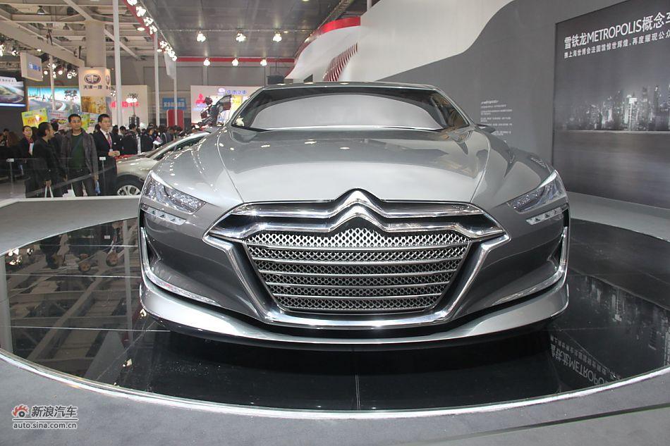 2010<em>长沙国际车展</em>展车实拍