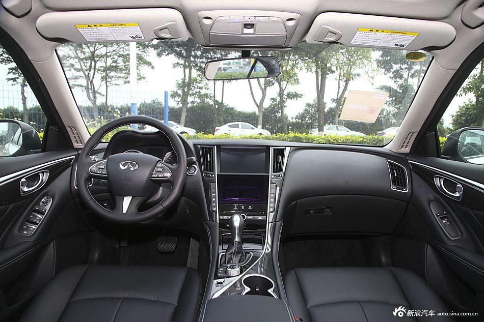 2015款英菲尼迪Q50L 2.0T自动舒适版