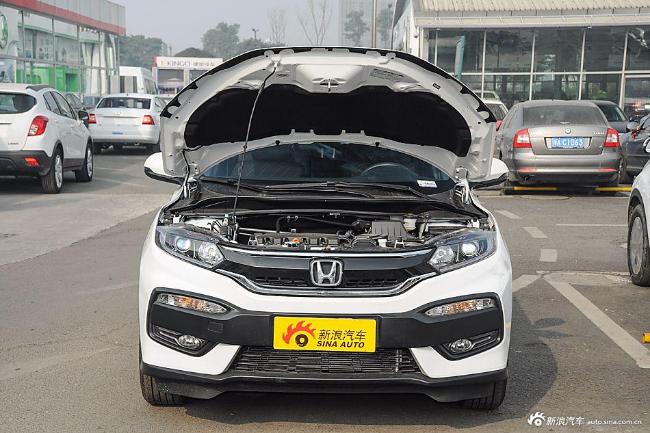 2015款XR-V 1.8L自动Exi CVT舒适版
