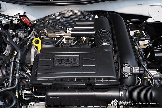 2015款朗逸1.2TSI DSG 蓝驱技术版