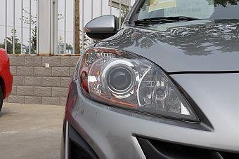 车辆外观及细节