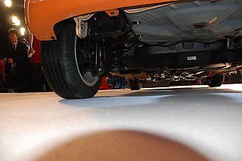 英伦汽车SC5-RV上市现场图