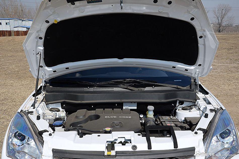 2016款CS35 1.6L自动尊贵型国V