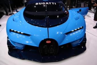 布加迪Vision Gran Turismo