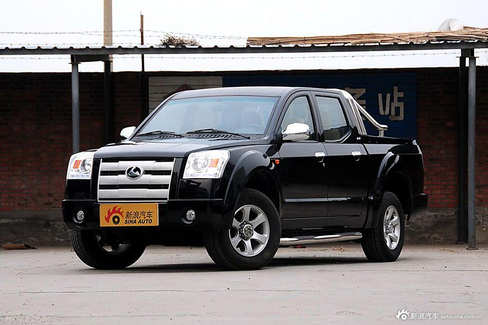 2011款猎豹CT5