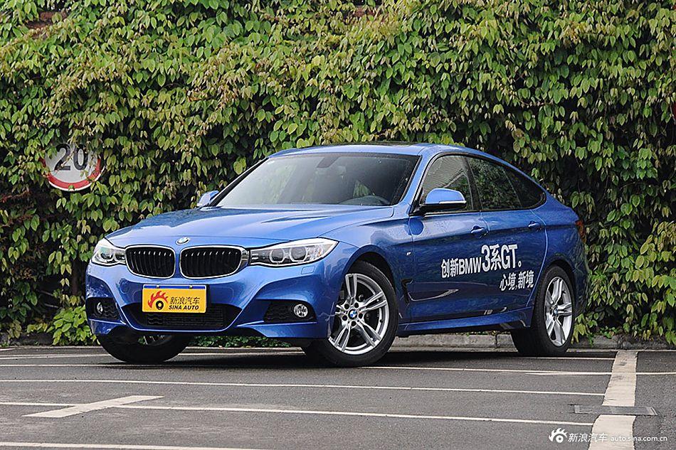 宝马3系GT促销优惠7.48万 可试乘试驾