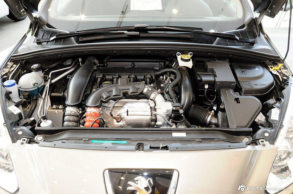 2012款标致308sw实拍 标致308 进口底盘图片 汽车图库 新浪汽车高清图片