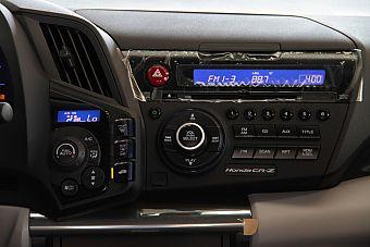 2012款本田CR-Z到店实拍