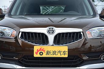 2016款中华V5 1.5L手动两驱运动型