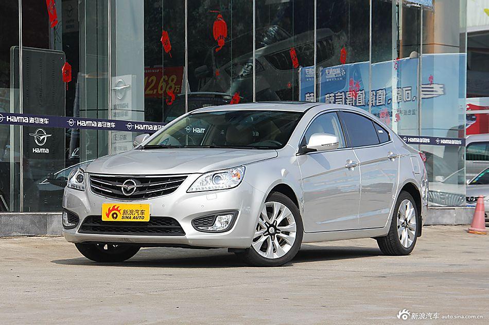 2014款海马汽车M8 2.0L自动豪华型