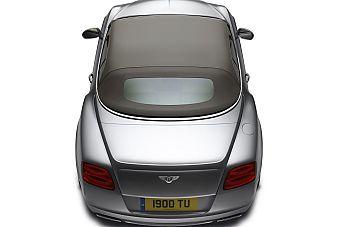 2012款宾利欧陆GTC