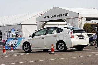 2012款丰田普锐斯