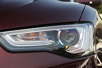 2016款改款奥迪A5 2.0T自动cabriolet 45TFSI进取型