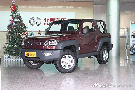 2014款北京汽车BJ40