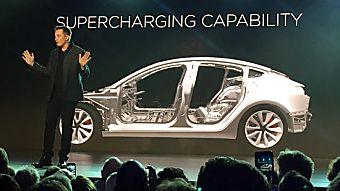 Model 3发布