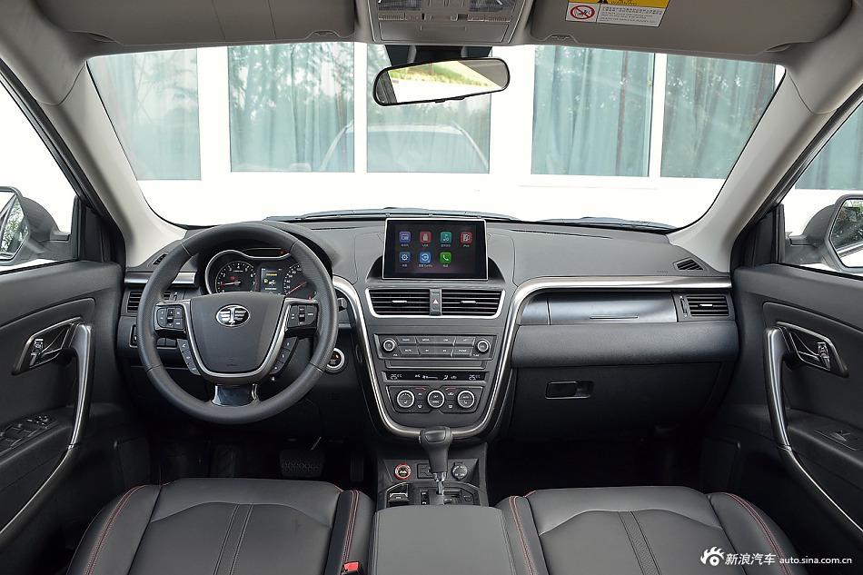 2017款奔腾X80 1.8T自动基本型