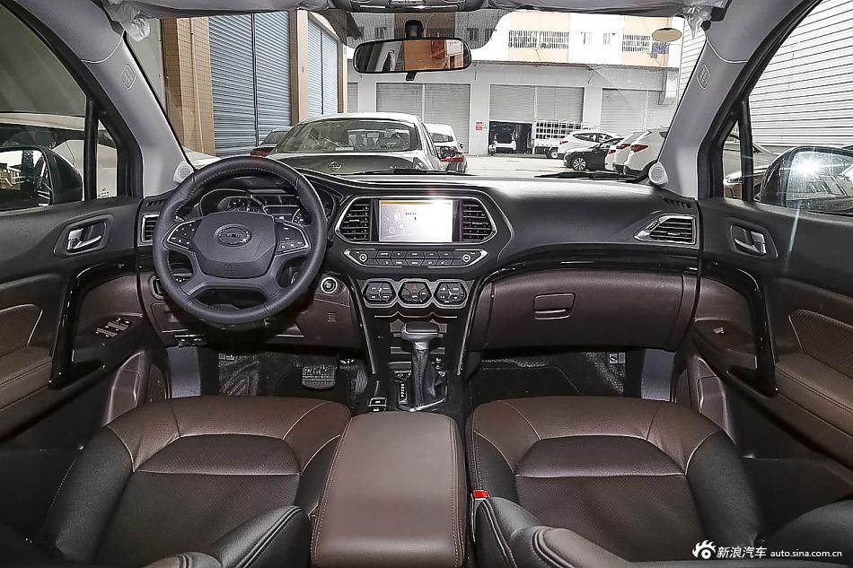 2016款传祺GS4 1.5T自动豪华版235T G-DCT