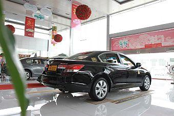 2011款雅阁2.4L EX自动型