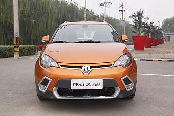 MG3 Xross 1.5L AMT版外观及细节