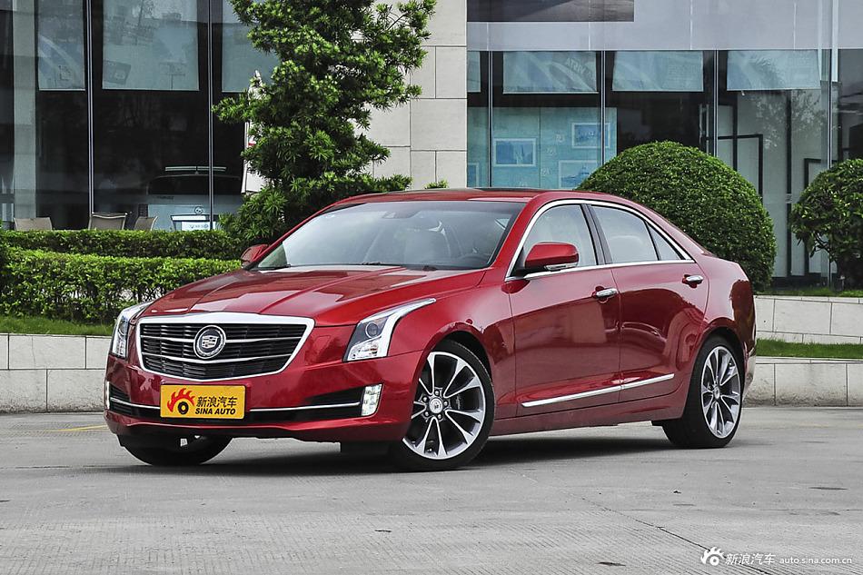 凯迪拉克ATS-L促销优惠9.39万 可试驾