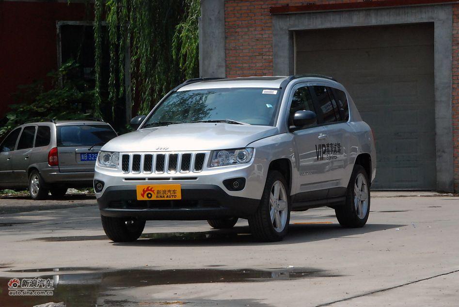 11款jeep指南者豪华导航版 指南者外观图片6684500 汽车图库 新浪高清图片