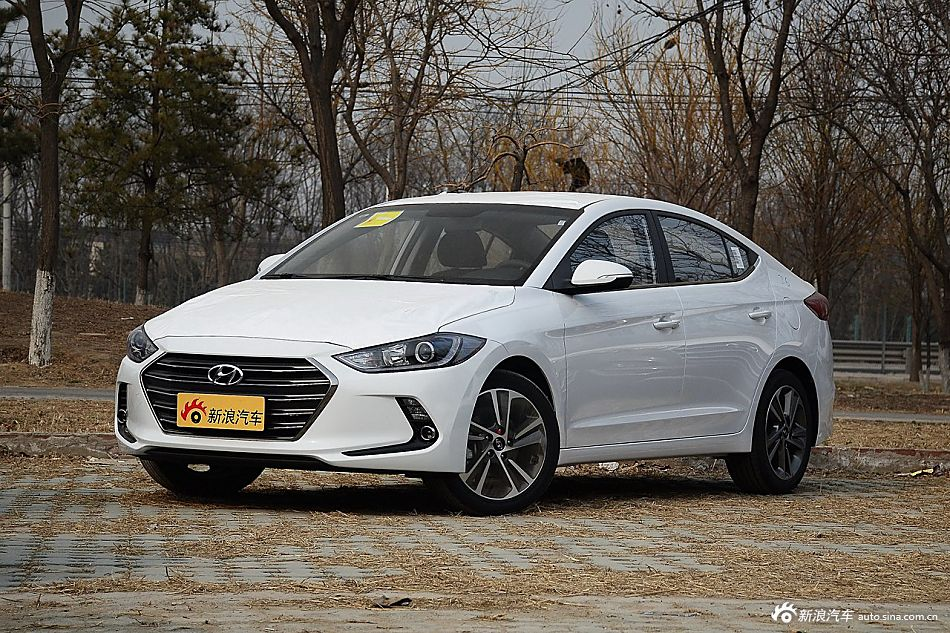 2016款领动 1.6L自动智炫旗舰型