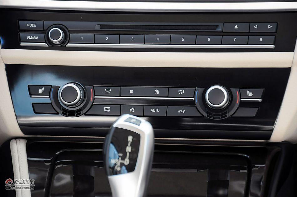 2012款宝马5系旅行轿车实拍