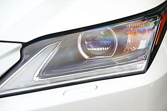 2016款雷克萨斯RX 2.0T自动200t两驱精英版