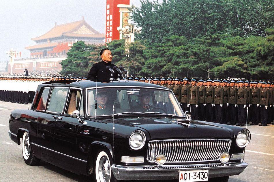 红旗汽车博物馆高清图片