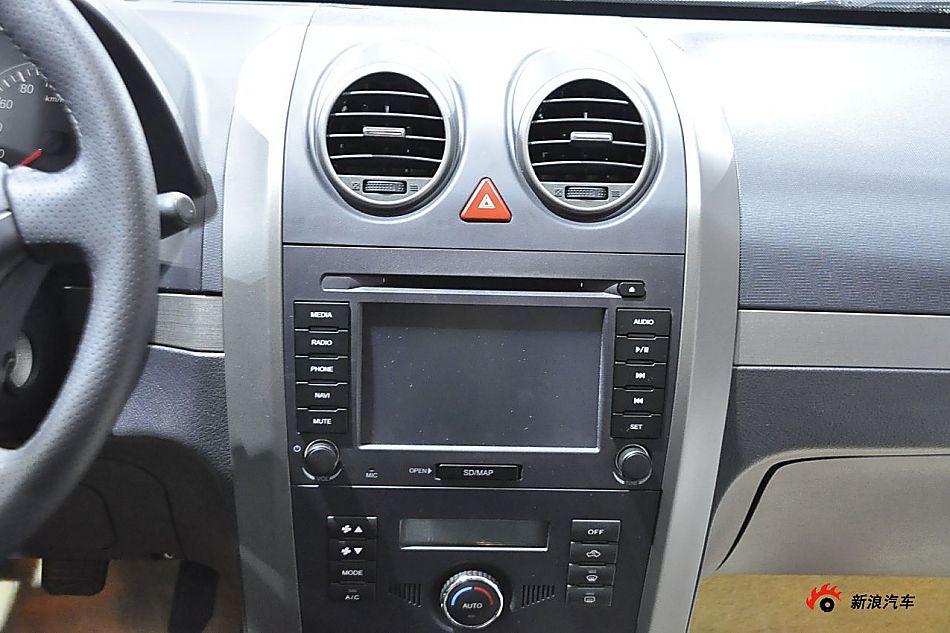 长城汽车哈弗H5智尊版 哈弗H5智尊版车展图片254811高清图片