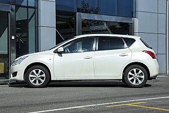 2014款骐达1.6L 自动舒适型