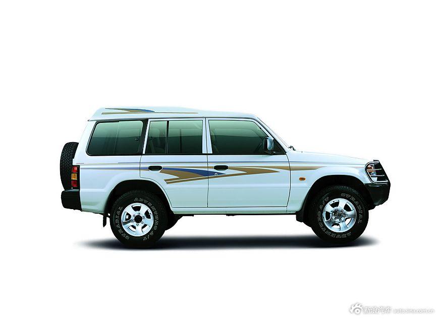 2009款猎豹6481