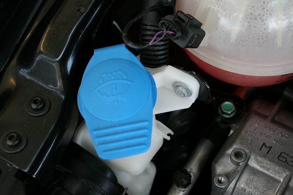 自一体引擎细节 迈腾引擎底盘图片3379 汽车图库 新浪汽车高清图片