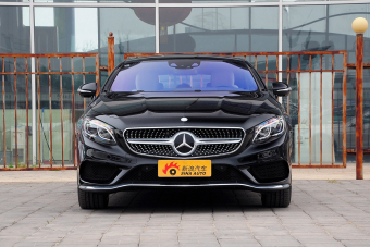 2015款奔驰S500Coupe 4MATIC