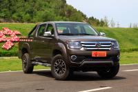 2015款黄海N2 2.8T四驱柴油至尊版